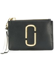 Marc Jacobs Snapshot Compact Wallet Black