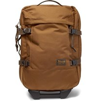 Filson Dryden Canvas Carry On Suitcase Tan