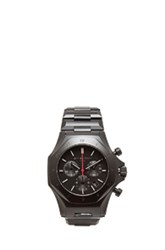Givenchy Watch In Black Metallics
