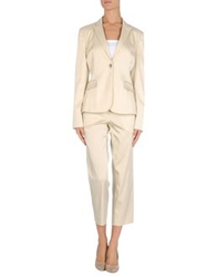 John Richmond Women's Suits Beige