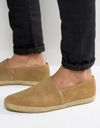 Kg By Kurt Geiger Loafers In Tan Suede Tan