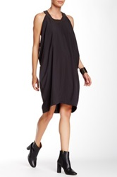Vpl Empyrean Round Dress Black