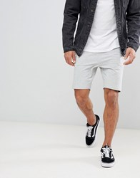 Only And Sons Jersey Shorts Light Grey Melange