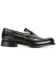 Church's Classic Loafers Green
