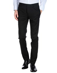 Daniele Alessandrini Homme Trousers Casual Trousers Men Black