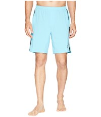 Toes On The Nose Jaws Volley Trainer Shorts Blue