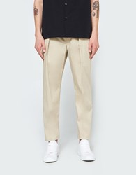 Christophe Lemaire Elasticated Pants In Beige