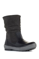 Cougar Willow Waterproof Leather Boot Black