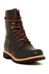 Timberland 8In Tall Engineer Boot Black