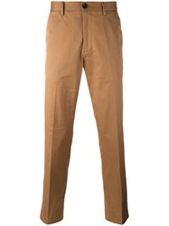 Paul Smith Ps By Classic Chinos Nude Neutrals