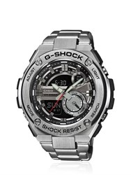 G Shock Steel 3D Watch