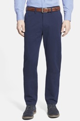 Nordstrom Washed Slim Fit Chinos Blue