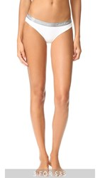 Calvin Klein Underwear Radiant Cotton Bikini White