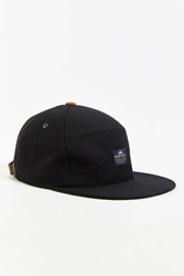 Penfield Sandown Strapback Hat Black
