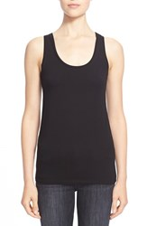 Women's Majestic Stretch Jersey Tank Noir