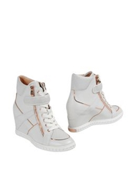 Carlo Pazolini High Tops And Trainers White