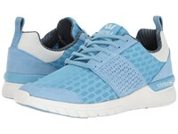 Supra Scissor Blue White Women's Skate Shoes
