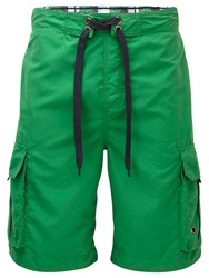 Tog 24 Cruz Drawstring Board Shorts Green