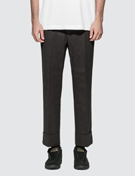 Maison Martin Margiela Garment Dye Carpenter Fit Pants Black