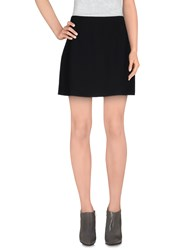 Trussardi Skirts Mini Skirts Women Black