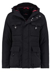 Peuterey Down Jacket Black