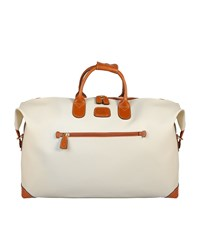 Bric's Firenze Medium Duffle Bag 55Cm White