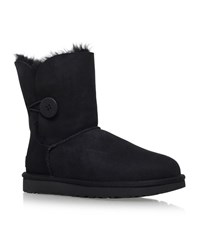 Ugg Australia Bailey Button Boots Female Black