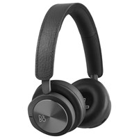 Bang And Olufsen Bando Play By Beoplay H8i Wireless Bluetooth Active Noise Cancelling On Ear Headphones With Transparency Mode Black