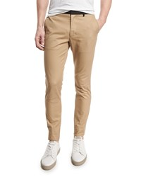 Opening Ceremony Thi Slim Fit Trousers Sand Khaki