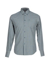 Merc Shirts Brick Red