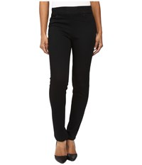 Liverpool Petite Sienna Leggings Pull On In Indi Overide Black Indi Overide Black Women's Jeans