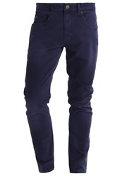 Petrol Industries Trousers Deep Capri Dark Blue