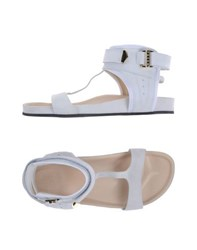 Preen Footwear Sandals Women White
