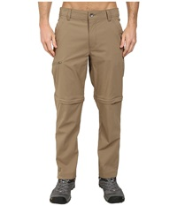 Marmot Transcend Convertible Pant Short Desert Khaki Men's Casual Pants