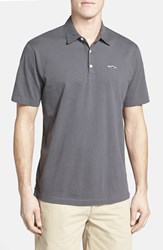 Men's Patagonia 'Trout Fitz Roy' Organic Cotton Polo
