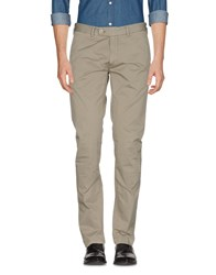 Perfection Casual Pants Military Green