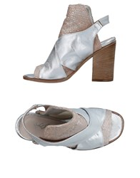Keb Sandals Silver