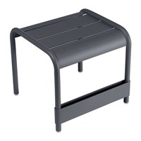 Fermob Luxembourg Side Table Anthracite