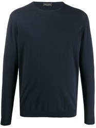 Roberto Collina Knitted Long Sleeve Jumper 60