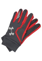 Under Armour Engage Gloves Grey