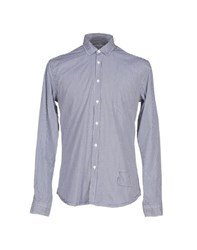 Macchia J Shirts Shirts Men Dark Blue