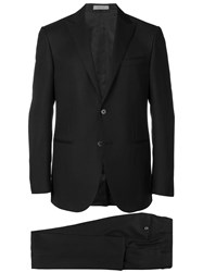 Corneliani Two Piece Evening Suit Black