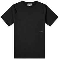 Soulland Logic Coffey Print Tee Black