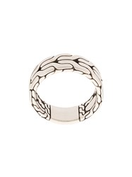 John Hardy Silver Classic Chain Band Ring Unavailable