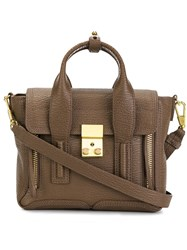 3.1 Phillip Lim Mini Pashli Satchel Brown