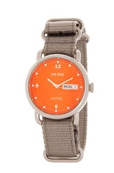 Jack Spade Men's Conway Watch Gray