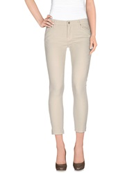 Mother Casual Pants Beige