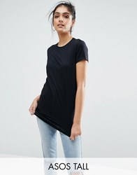 Asos Tall The Ultimate Crew Neck T Shirt Black