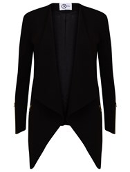 Relish Kater Long Jacket Black