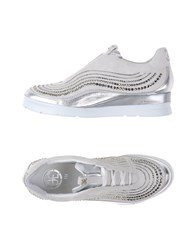 Fabi Footwear Low Tops And Trainers Women White